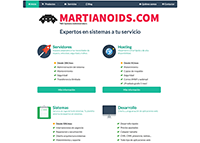 Martianoids Systems